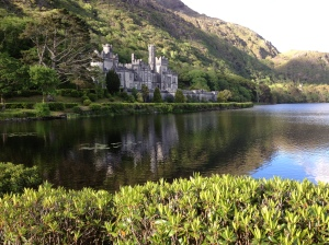 NDMU student Jennifer Ashwell took this picture of a caste in Ireland during her study abroad this summer.
